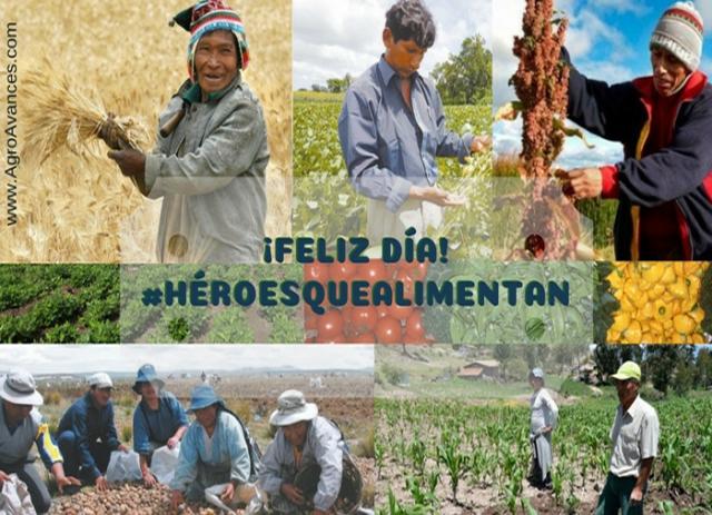 Día del Campesino en Bolivia