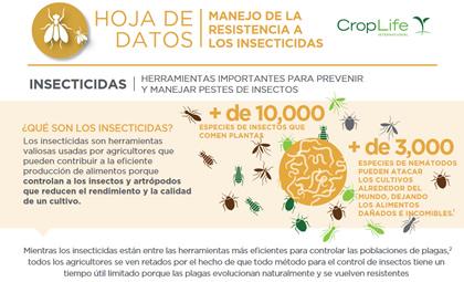 Manejo de la resistencia a los insecticidas